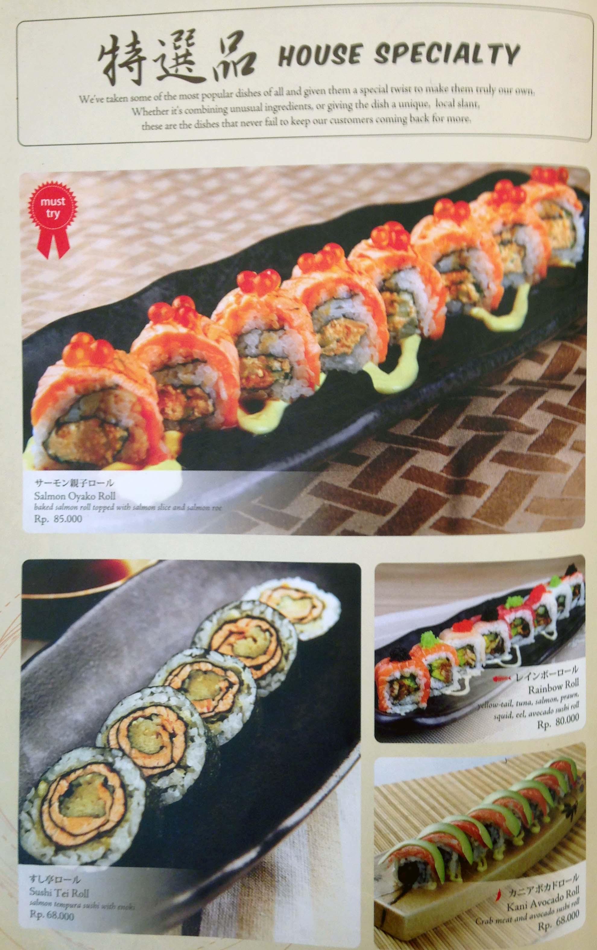 Sushi Tei Gatot Subroto