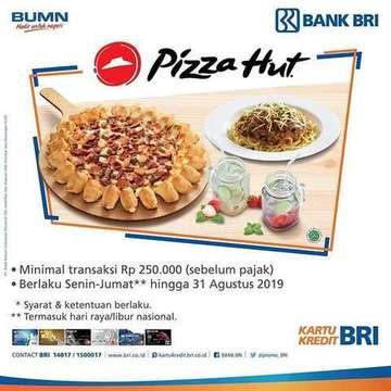 Pizza Hut - promo 1