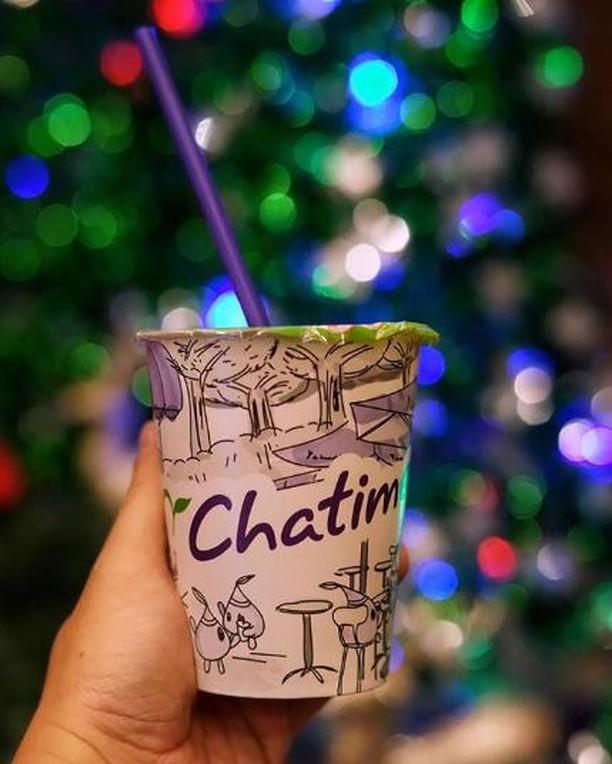 Chatime - promo 0