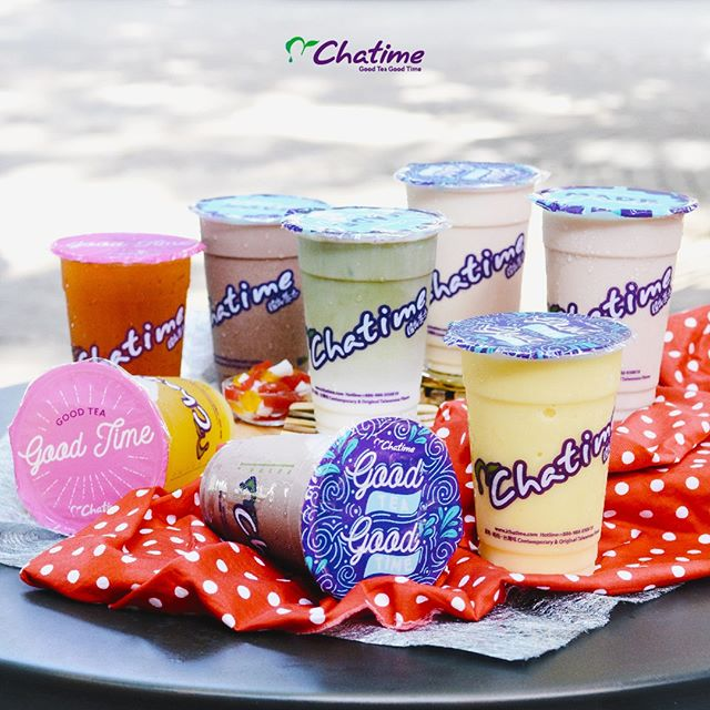 Chatime - promo 1