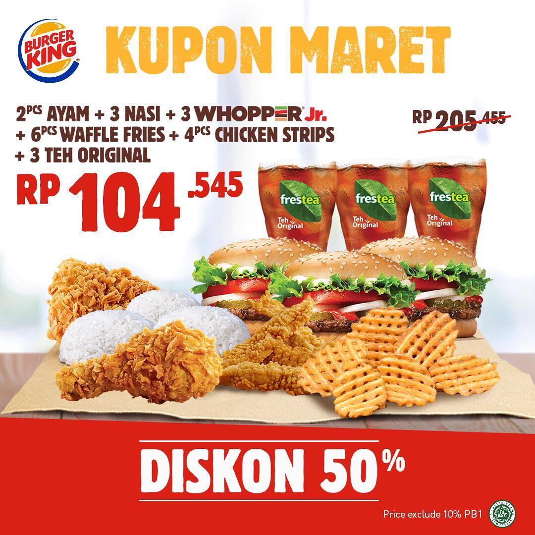 Burger King - promo 1