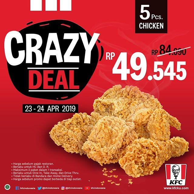 KFC - promo 0