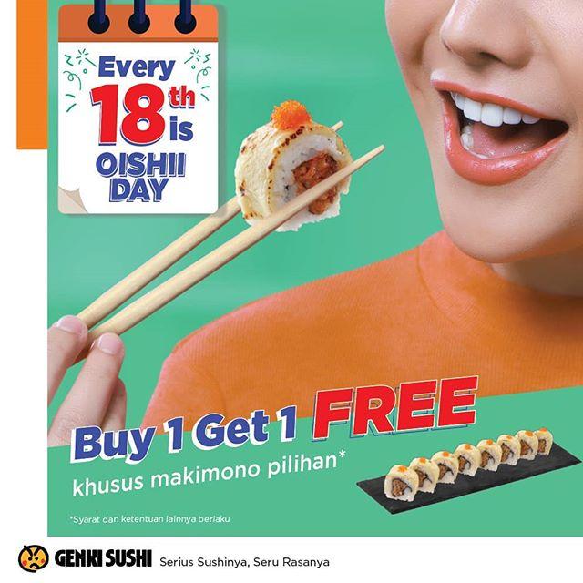 Lippo Mall Kemang - promo 2