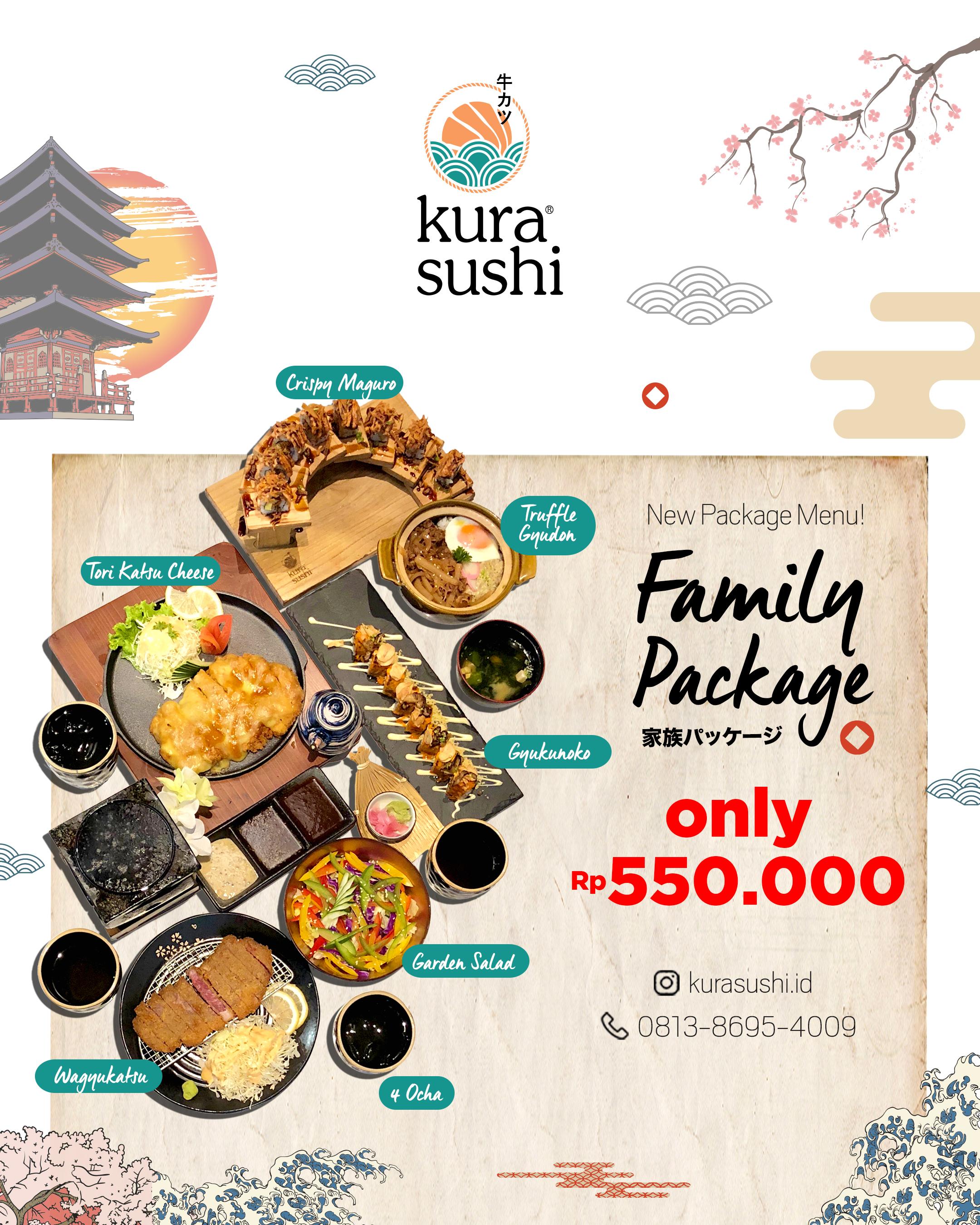 Kura Sushi - promo 0