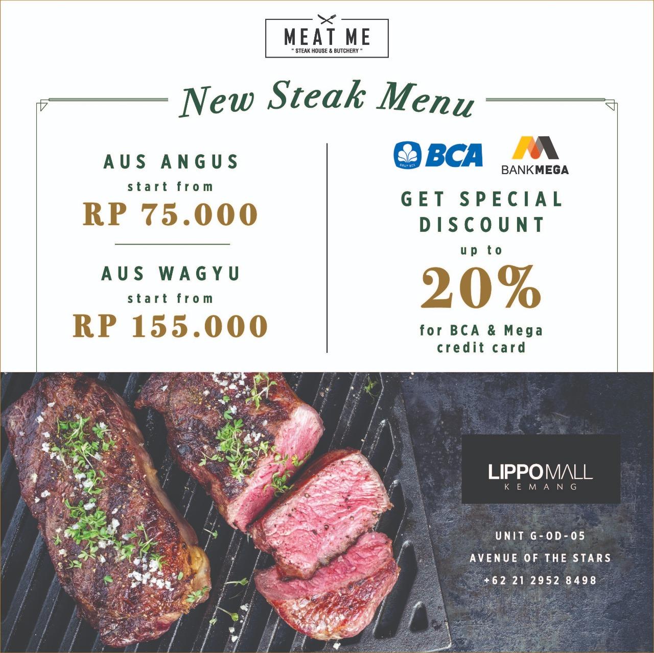 Lippo Mall Kemang - promo 0